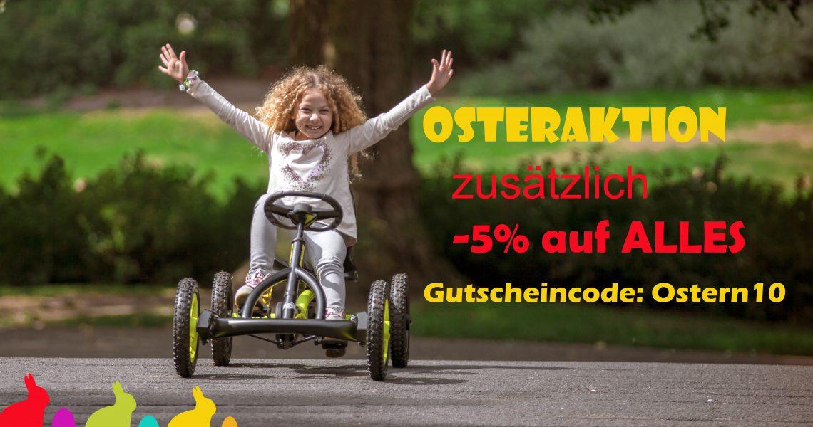 Osteraktion -10% 2018
