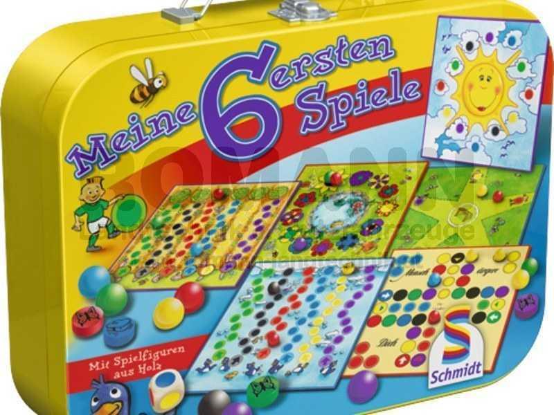 Brettspiele / Gesellschaftsspiele / Puzzle