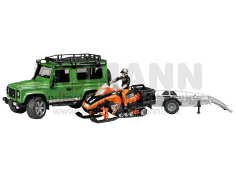 Land Rover Defender Station