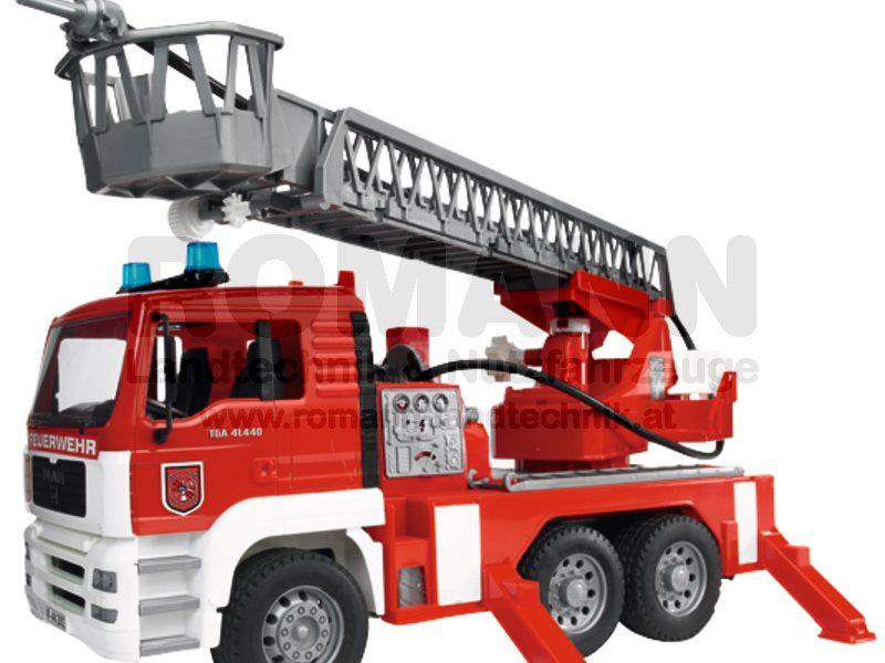 MAN  Feuerwehrleiterwagen