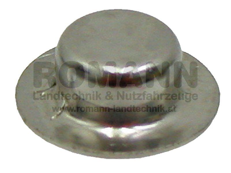 Hutkappen 12 mm