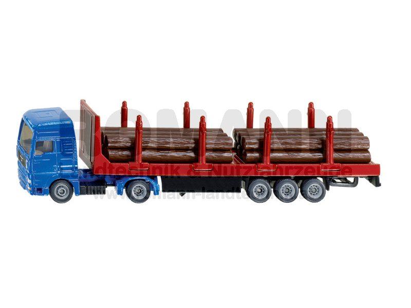 Holz-Transport-LKW