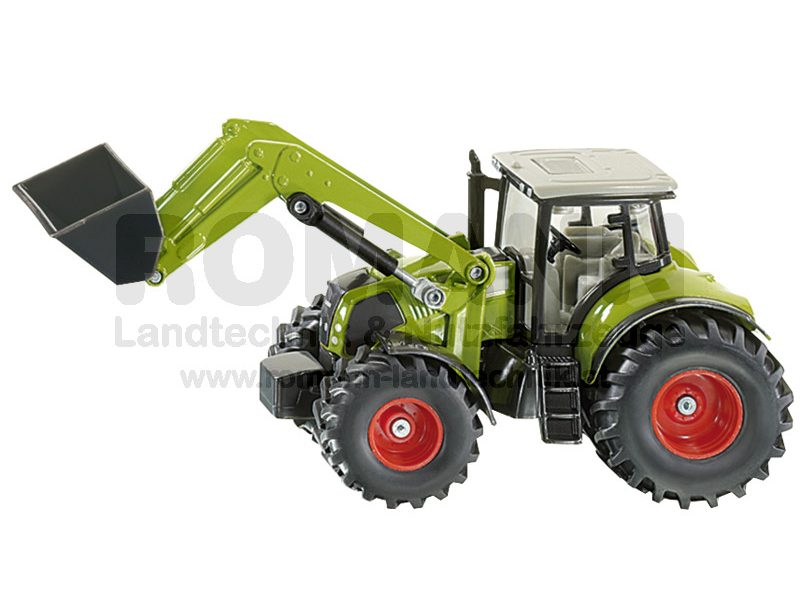 Claas mit Frontlader