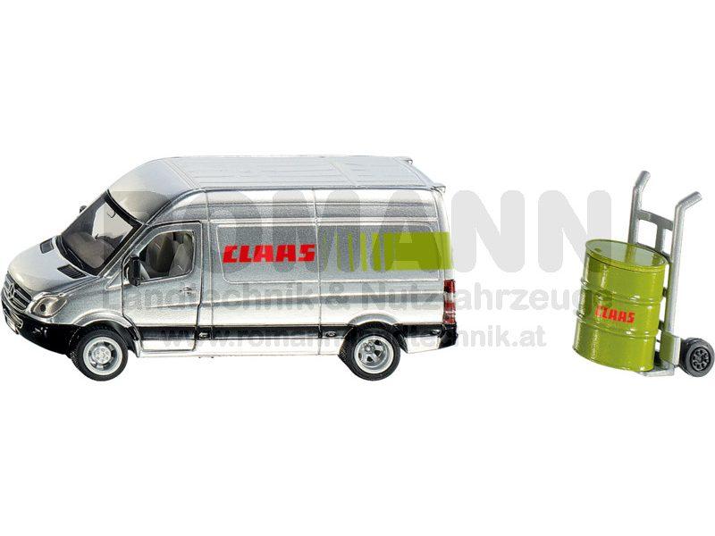 Claas Servicefahrzeug