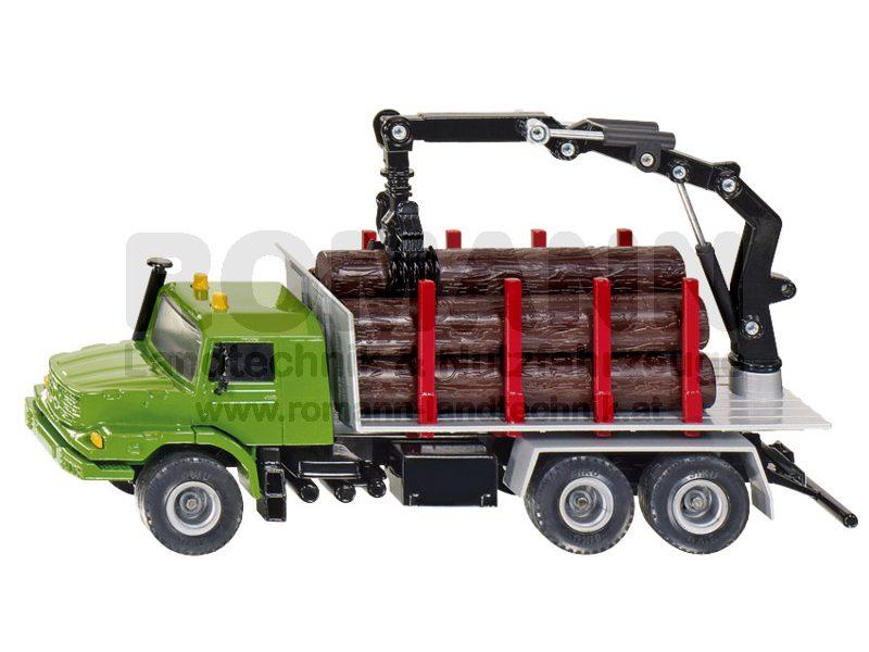 Holz-Transport LKW