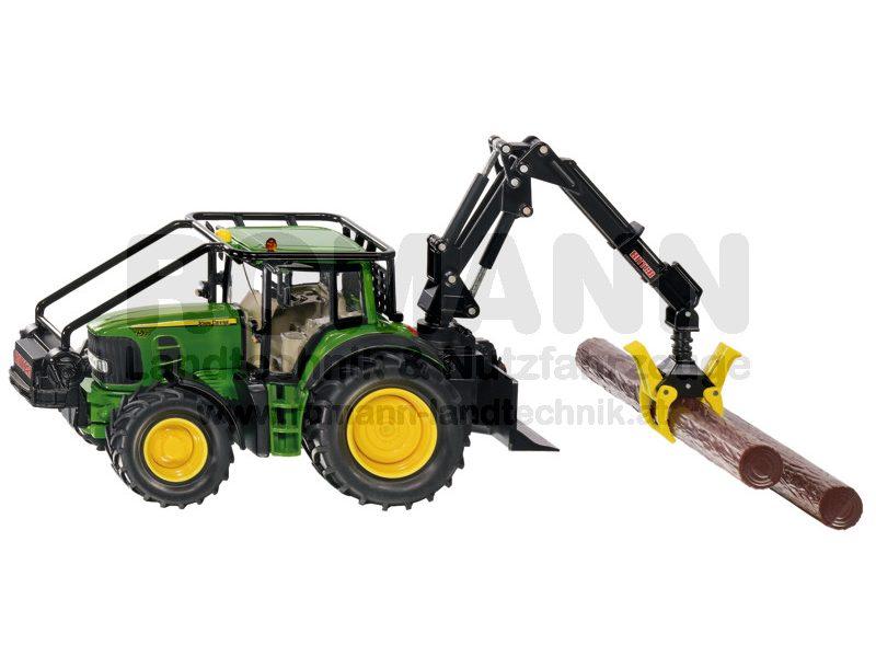 John Deere Forsttraktor