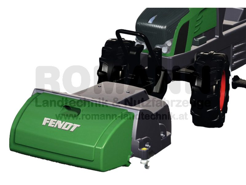Trac Sweeper Fendt
