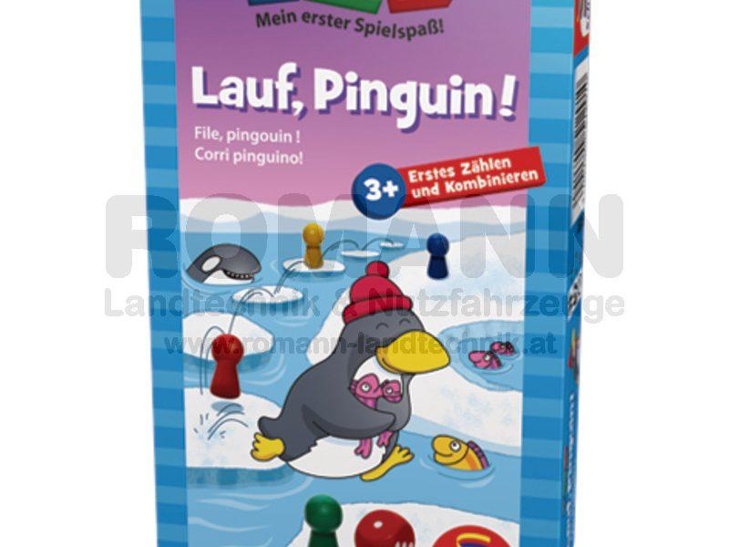 Lauf, Pinguin!