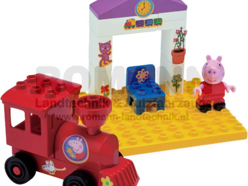 BLOXX Peppa Pig Zughaltestelle