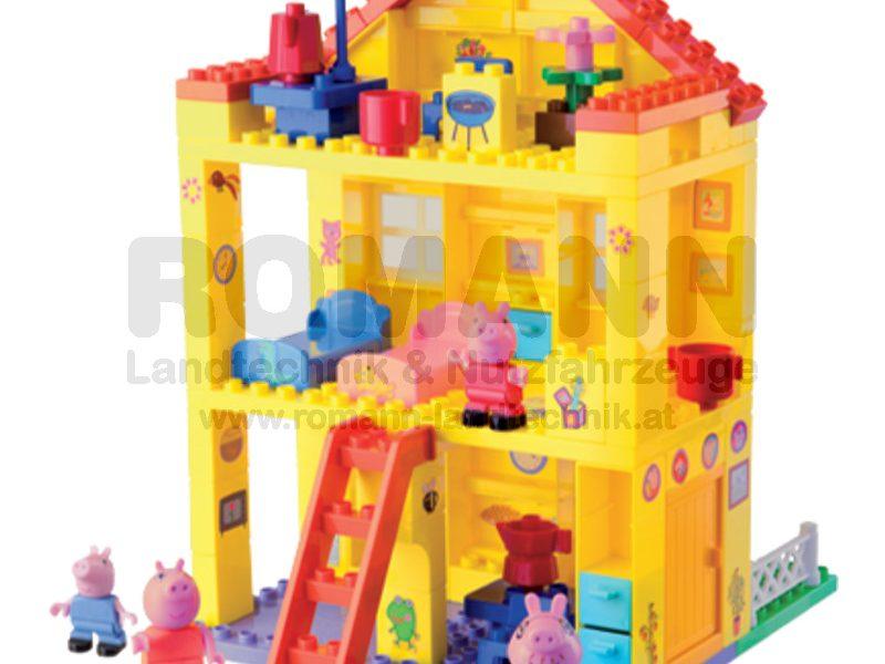 BLOXX Peppa Pig Haus