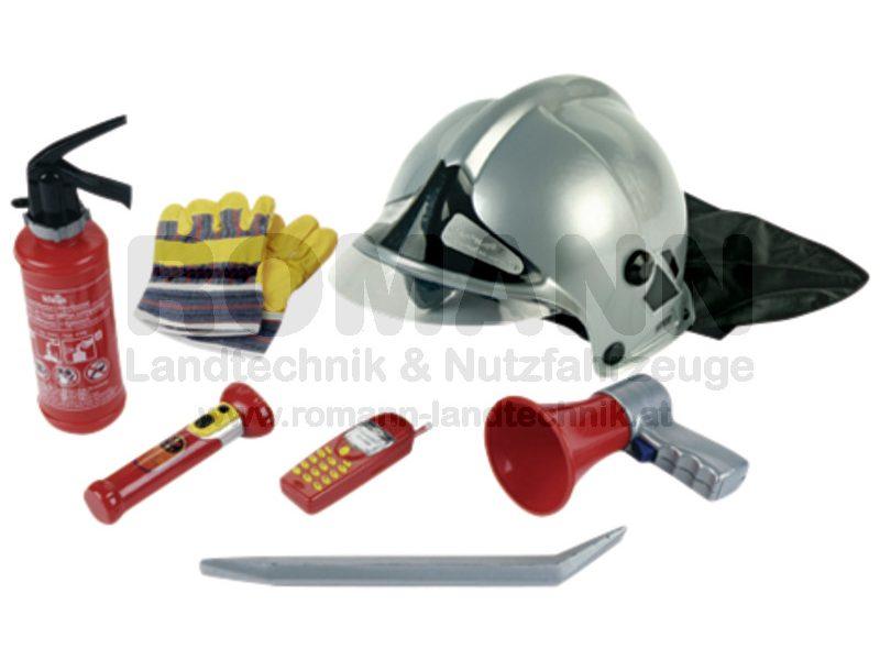 Feuerwehr-Set, 7-teilig