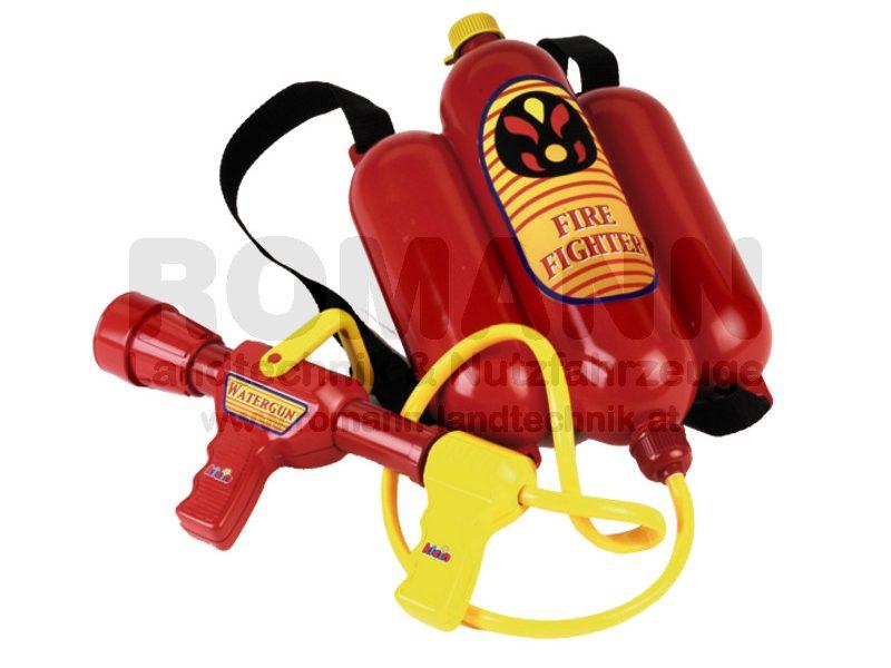 Feuerwehr-Spritze