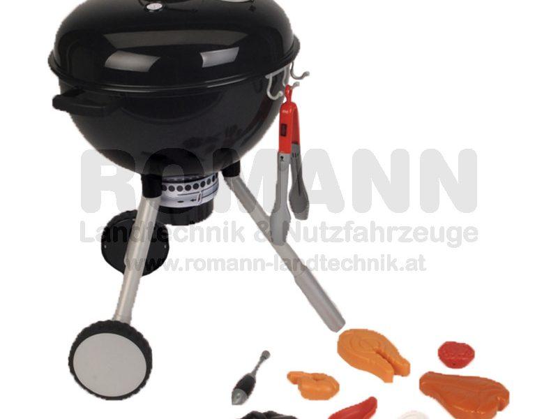 Weber Kugelgrill OT Premium mit Licht und Sound
