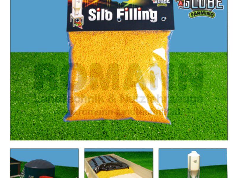 Mais für Silo