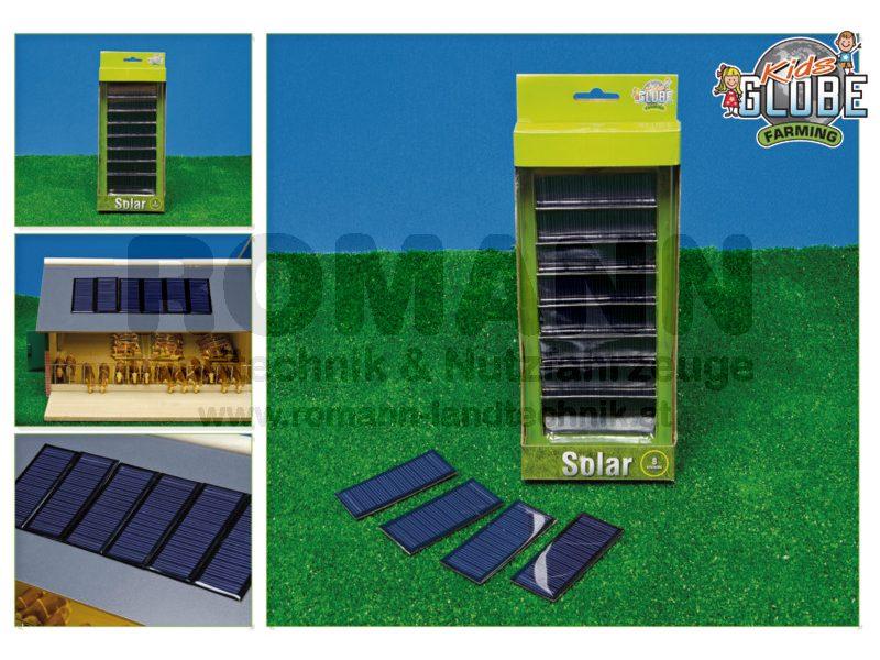 Solar Aufkleber