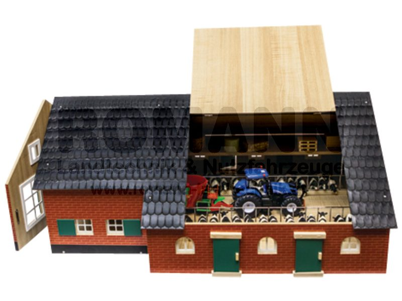 Holz Bauernhof