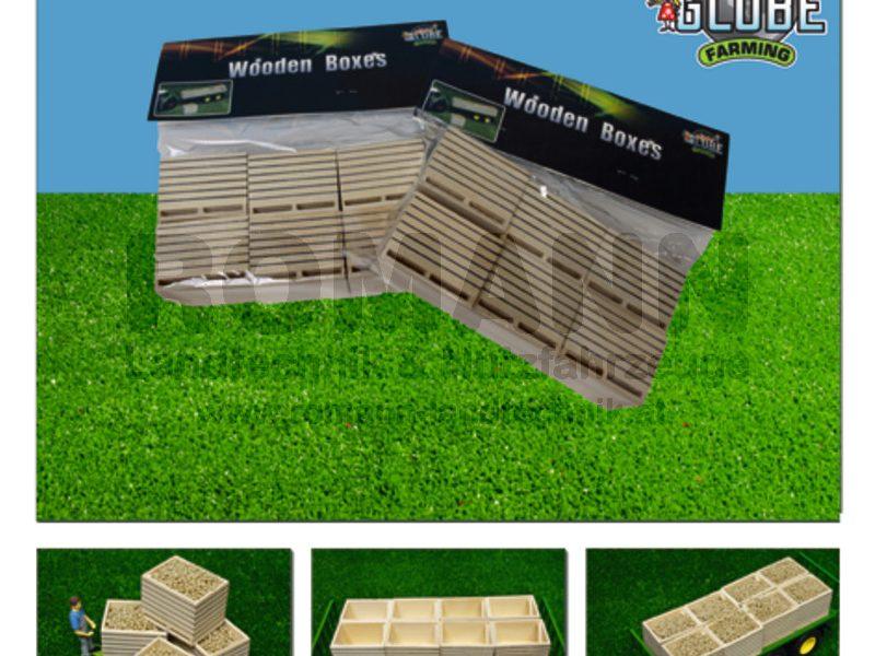 Holz Kartoffelkiste