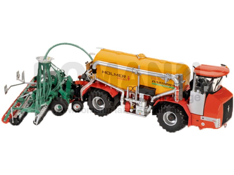 Holmer Terra Variant Eco + Rear Spreader