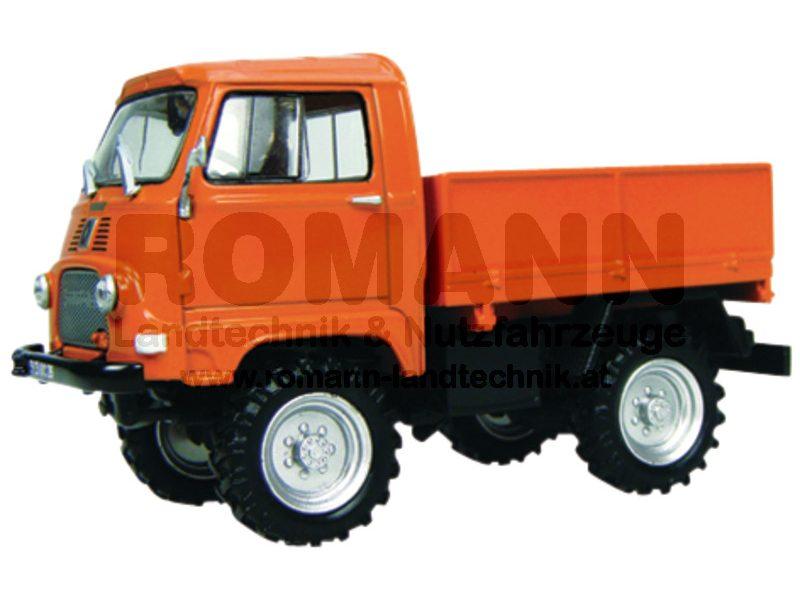 Sinpar Castor 1200 D - 1965