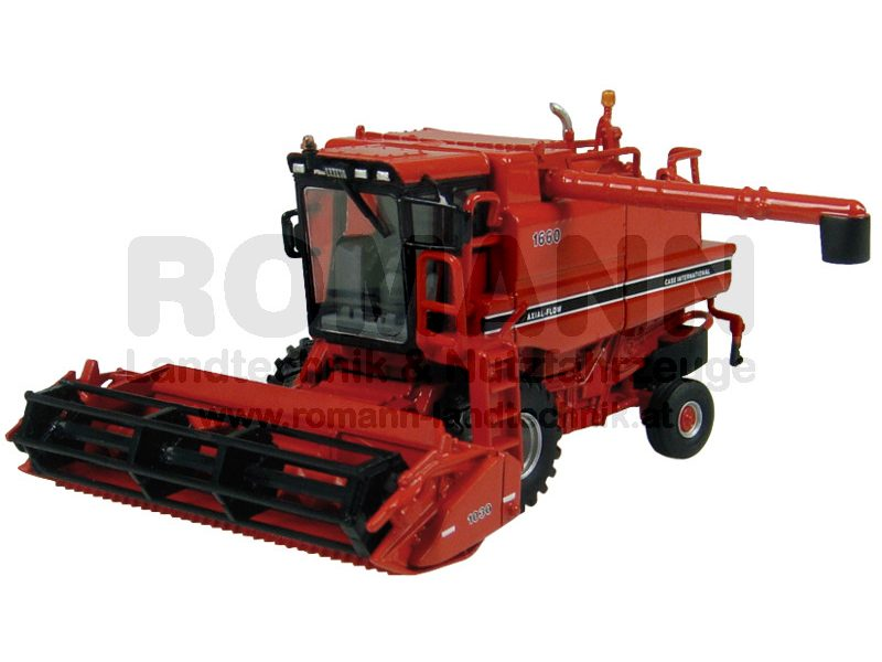 Case Axial Flow (1660)