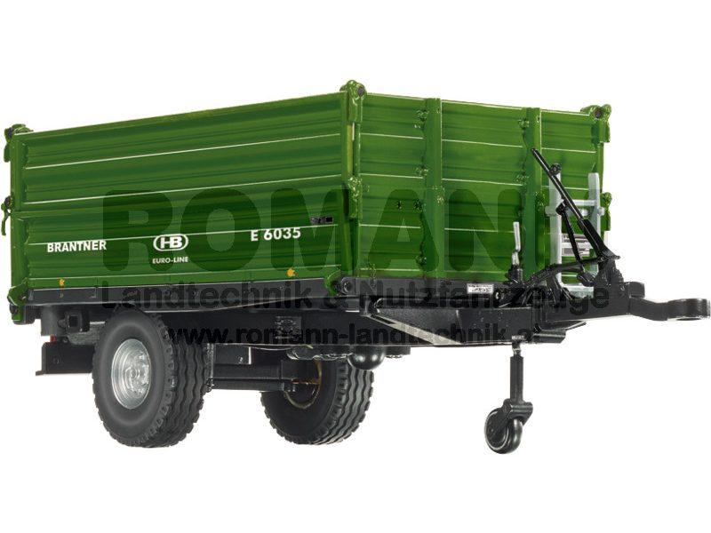 Brantner E6035 Einachs-Dreiseitenkipper